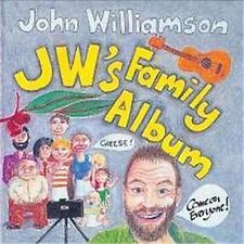 JOHN WILLIAMSON JW'S FAMILY ALBUM CD NEW