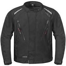 Germot Spencer Big Size Motorradjacke  schwarz