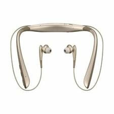 Official Samsung Level U PRO Wireless In-Ear Neckband Headphones Gold