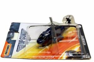 2021 Matchbox Sky Busters Top Gun Maverick #30 Mission Chopper