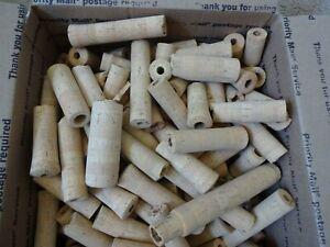 Huge Lot Rod Building Wrapping broken cork handles #1