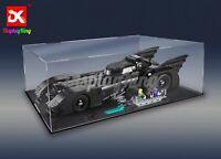 Display King - display cases for  Lego  Batmobile 76139 (Sydney Stock)
