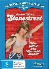 Stonestreet: Who Killed the Centerfold Model? (Universal Vault) NEW R4 DVD
