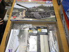BRONCO CB35109, 1/35 RUSSIAN SELF PROPELLED GUN SU-152 (KV-14) PLASTIC MODEL KIT