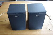 Sony Stereo Boxen  SS-MB155, Hifi Lautsprecher, 100 Watt