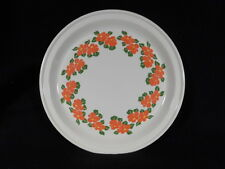 """Vintage & Beautiful Lauffer USA """" Impatiens"""" Dinner Plate,Great condition"""