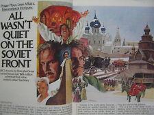1986 TV Guide (PETER THE  GREAT/MAXIMILIAN  SCHELL/DAVID  CARRADINE/GARY COLEMAN