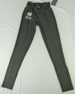 Notre Dame Fighting Irish NCAA Zubaz Women's Leggings