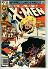 X-Men #131 7.5 2nd app DAZZLER White Queen Emma Frost Byrne & Austin cover