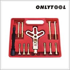 Harmonic Balancer Kit Set Gear Pulley Puller Steering Wheel Remover Removal Tool