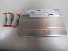 """Lot Of 3 New Smc Male Connector Kq2H03-05 Kq2H0305 3/16"""" x 5/32"""""""