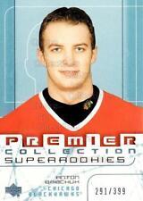 2003-04 UD Premier Collection #68 Anton Babchuk