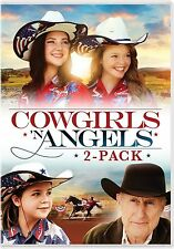COWGIRLS N' ANGELS  2-PACK - 2 DVD 2 FILM WS RODEO SET - SHIPS NEXT DAY FAST