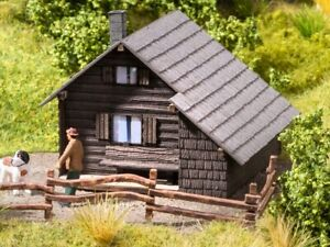 HO Scale Accessories - 14339 - Mountain Shelter - Kit