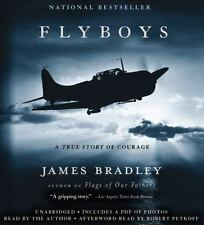 Flyboys : A True Story of Courage by James Bradley (2015, CD)