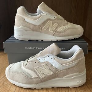 "New Balance Made in U.S.A. 997 ""Tan"" Sneakers (M997PAB) Sz 7/8/8.5/9.5/10/11/12"