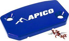 APICO Front brake reservoir cover HUSQVARNA FE250 FE350 FE450 14-18