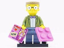 (nuevo) paquete de Split 71009 The Simpsons Mini Figuras De Lego Serie 2 Smithers no 15