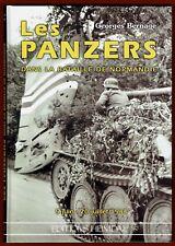 Les Panzers dans la Bataille de Normandie 5 juin 20 juillet 1944, Chars Bernage