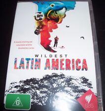 Wildest Latin America SBS 2 DVD (Australia Region 4) DVD – New