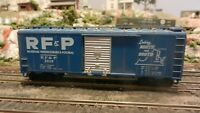 Athearn HO BB 40' Boxcar, Richmond, Fredricksburg & Potomoc Upgraded, Exc.