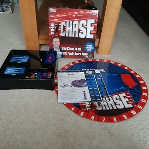 The Chase Board Game By Ideal ITV  TV Game Show 100% Complete Ideal Christmas