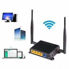 Support 3G 4G SIM Card Car Wifi Router 300Mbps with Antenna Enhance Wifi Signal