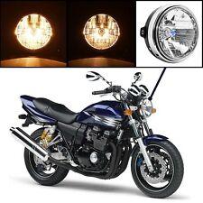 New Round Halogen Headlight Lamp For SUZUKI 7BA 7AA 77A 74A 75A 79A KAWASAKI ZRX