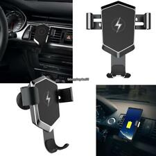 Portable Universal Qi Car Wireless Fast Charger Charging Holder Cradle Eh7E 03