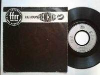 "Lil Louis / French Kiss 7"" Vinyl Single 1989 mit Schutzhülle"