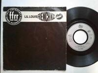 """Lil Louis / French Kiss 7"""" Vinyl Single 1989 mit Schutzhülle"""