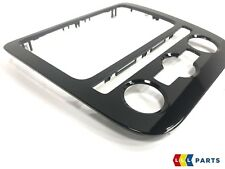 NEW GENUINE VW EOS 11-16 SCIROCCO 09-14 CENTER DASHBOARD CLIMATRONIC TRIM PANEL