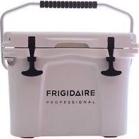 Frigidaire 22-Quart EXTREME Rotomolded Hard Cooler with Bottle Opener & Handle