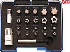 BGS 4993 23-tlg Satz Torx plus T-Profil Bit Bits Bitsatz Steckschlüssel