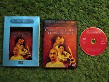 Crouching Tiger Hidden Dragon (2001) Dvd Superbit Collection Widescreen