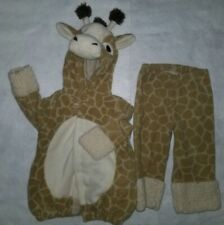 Baby Two Piece Old Navy Giraffe Costume Outfit Set Size 12-24 Months Dress Up