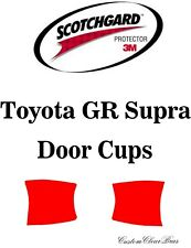 3M Scotchgard Paint Protection Film Clear Pre-Cut Kit 2020 2021 Toyota GR Supra