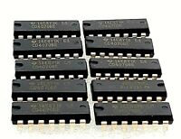 10 PCS Texas Instruments CD4070BE, IC GATE, QUAD XOR GATE, 2I/P, DIP-14