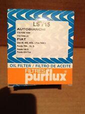 Purflux LS 715  Ölfilter für Oldtimer Autobianchi Y10 Fiat UNO 45 Panda