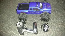 Litehawk Brute 2Wd Monster Truck 2.4 Ghz radio control truck works tested