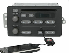 2003-2005 Pontiac Grand Am Sunfire Radio AM FM CD Player w Aux Input - 10315120