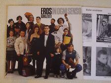 EROS RAMAZOTTI - In Ogni Senso LP DDD Records 1990