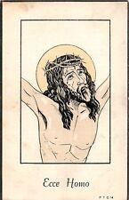 "Sterbebild Heiligenbild Gebetbild Andachtsbild"" Holy card "" H1918"" Jesus"