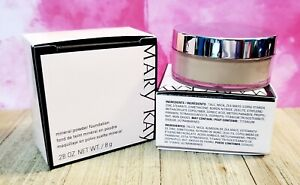 Mary Kay Mineral Loose Powder Makeup® Beige 1 Free Shipping!!