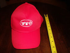 YTO DFH Rabtrak Tractor Cap /Baseball hat red x1+1x red paper bag+Tshirts availa