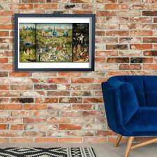 Jardín de las Delicias Terrenales Hieronymus Bosch Pared arte cartel impresión de Giclee
