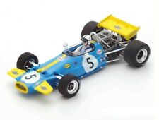Brabham BT33 #5 2nd Monaco GP 1970 Jack Brabham	S4781 Spark 1:43 New!