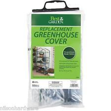 Replacement Plastic Cover For 4 Wire Shelf Mini Greenhouse R687Sc