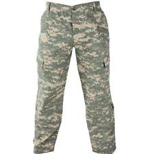 US Army Combat Uniform ACU Pants Trousers Digital Cammies used Medium Regular MR