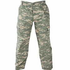 US Army Combat Uniform ACU Pants Trousers Digital Cammies used X Small Long X